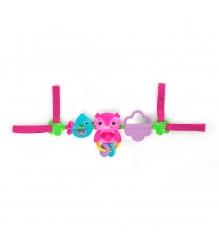 Развивающая игрушка для коляски Bright Starts Совушка 52159